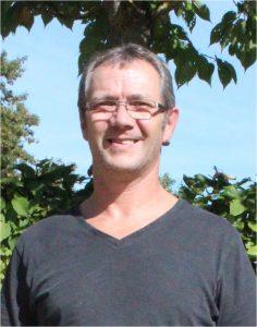 Hausmeister Frank Lange