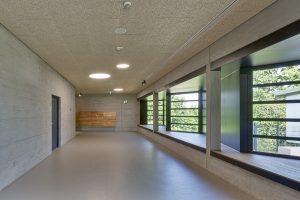 Blick ins Lernhaus