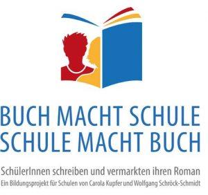 Logo Buch macht Schule