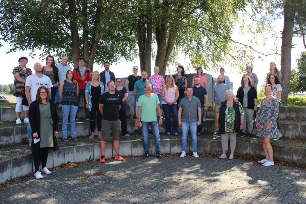 Foto Kollegium 2020-2021