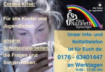 Notfalltelefon - Jugendliche_Kinder_Winter2020_21